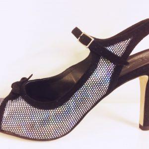 057011abd8482d Silberne Schuhe – PASITO Tangoschuhe   ARTWOLI – Mode